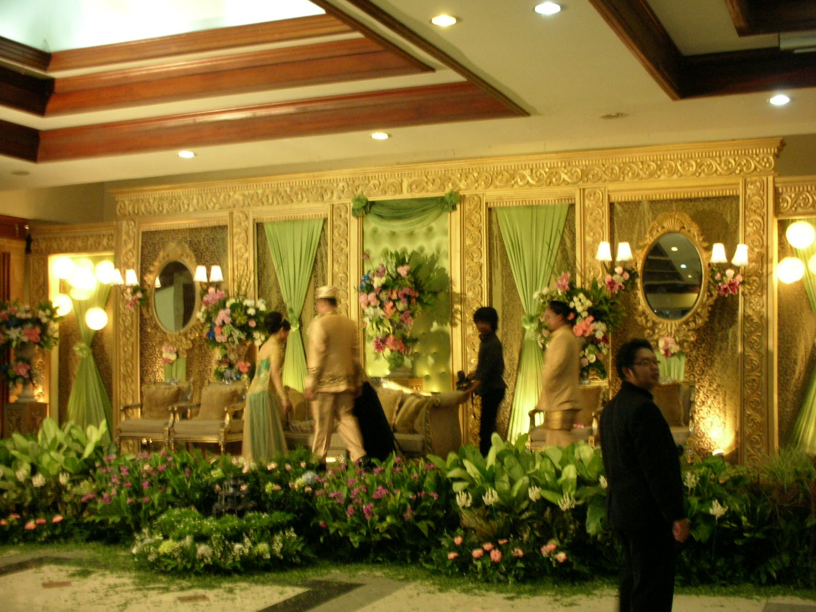 Posporotus Wedding Preparation Review Gedung Bulog Dan Sucofindo