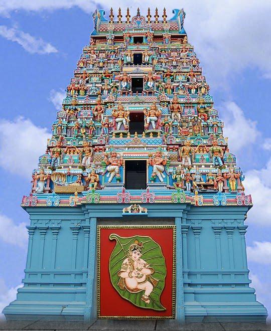 Mogappair - Temple Rajagopuram