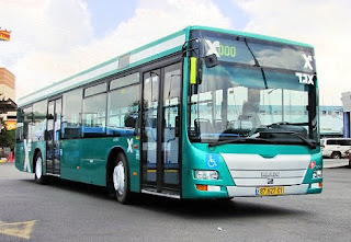 Buses in your hometown - Seite 5 Egged_bus
