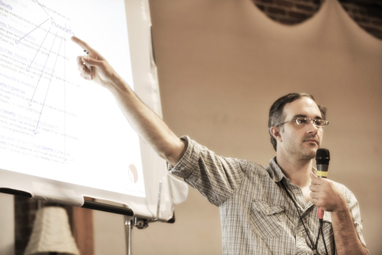 Gary Nicholson of Relevant Trafik explains SEO
