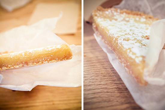 Crack pie: up close and personal