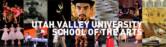 Utah Valley University's School of the Arts