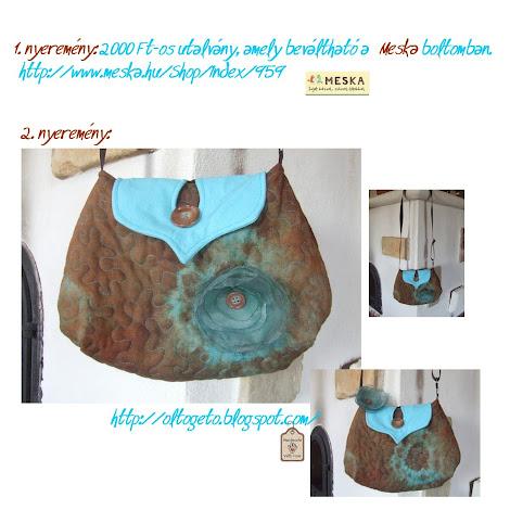 Nyerj táskát, vagy utalványt! :)