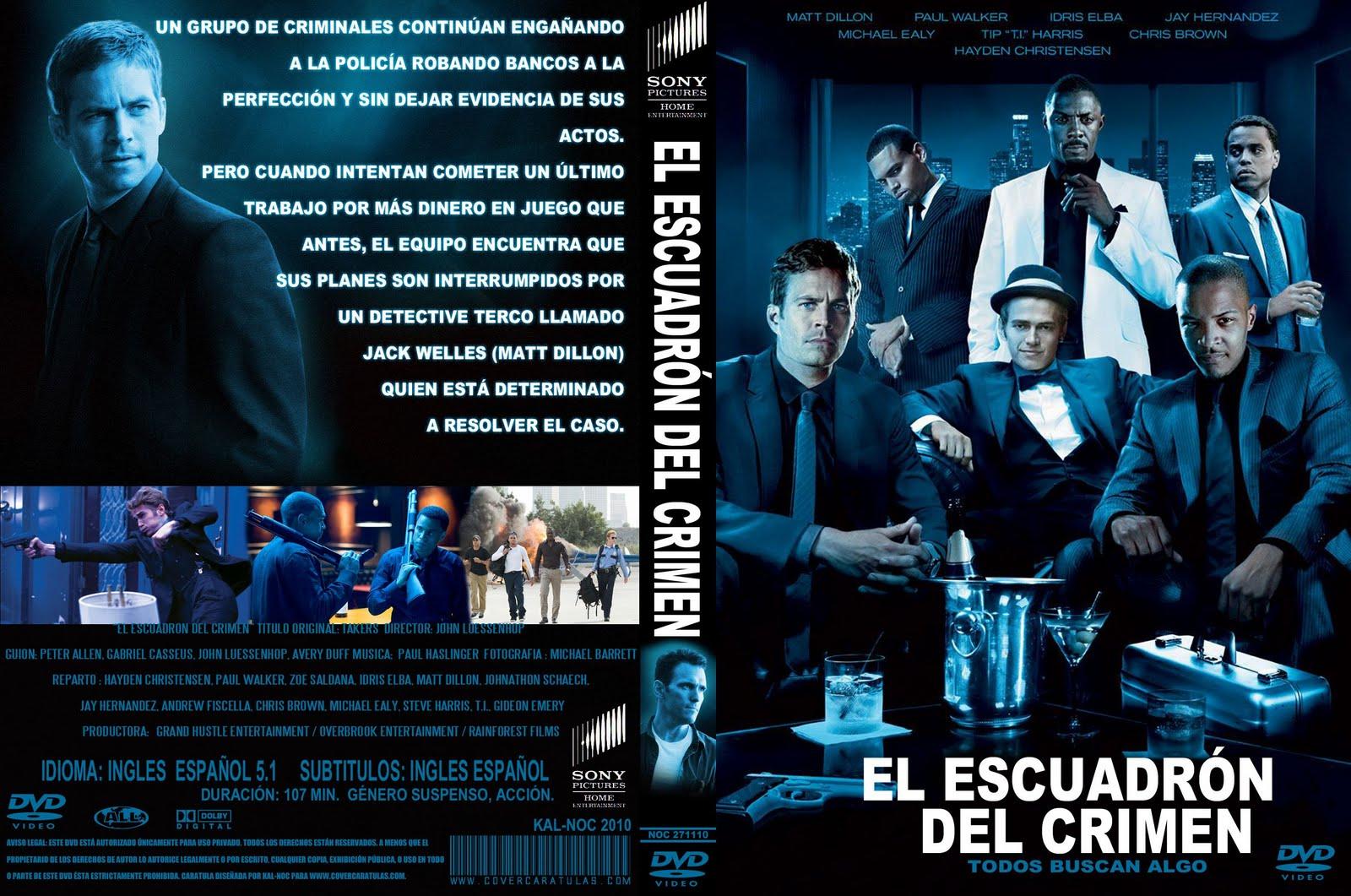 Mania Digital El Escuadron Del Crimen 2010