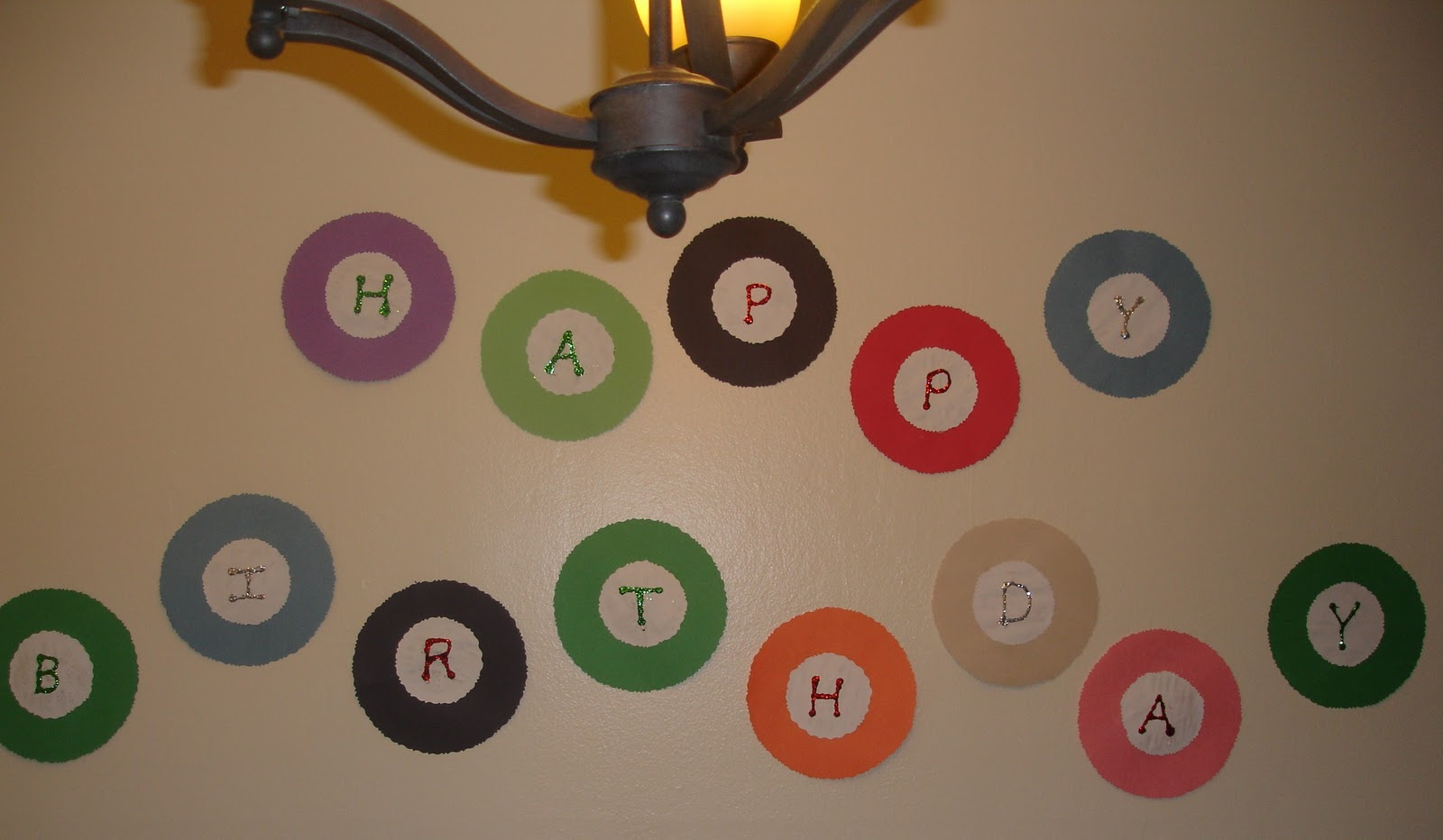 Dont Disturb This Groove Very Simple Birthday Decoration