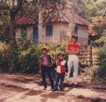RUMAH BULANG, DESA AJINEMBAH 1985