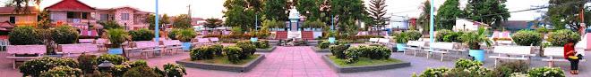 Pieta Plaza, Catbalogan City, Samar