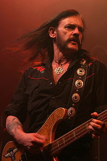 Lemmy Kilmister Motorhead Motörhead evil genius