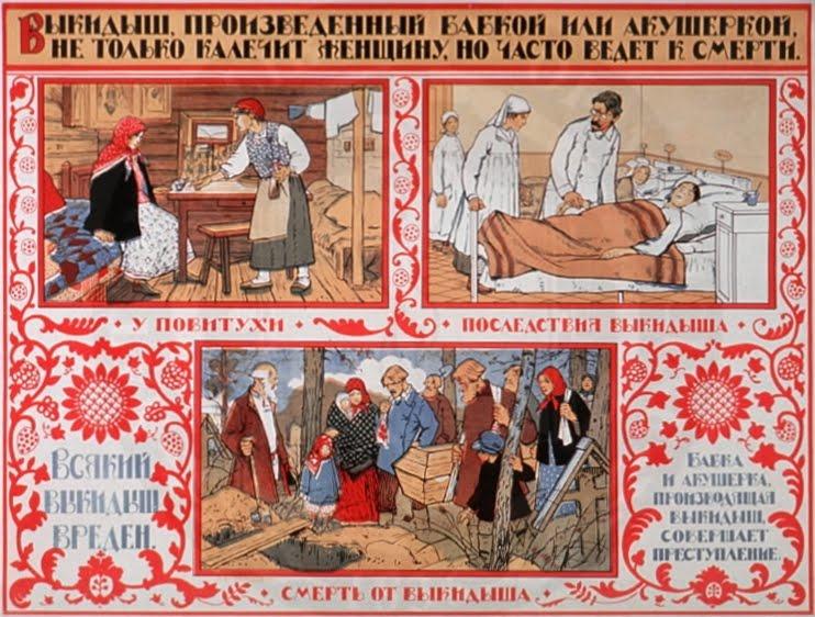 FestungArnulfinger: Soviets Against Abortion!