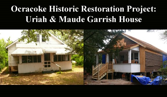 Ocracoke Historic Restoration