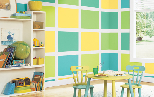 Kids room furniture blog kid room paint ideas wallpapers - Childrens bedroom wall painting ideas ...