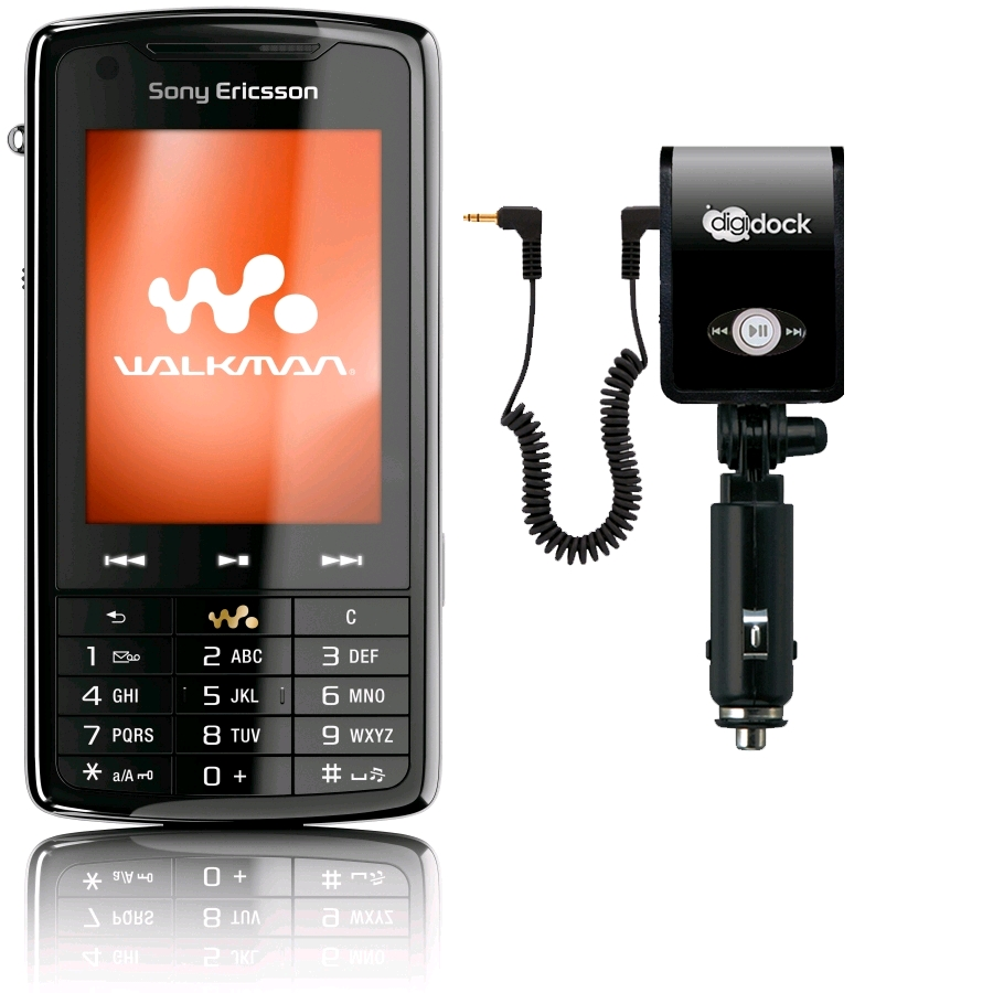 classical cell phone: Sony Ericsson W960i images
