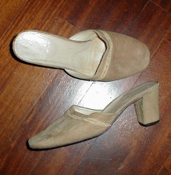 Pantofole da camera Farioli - 1983