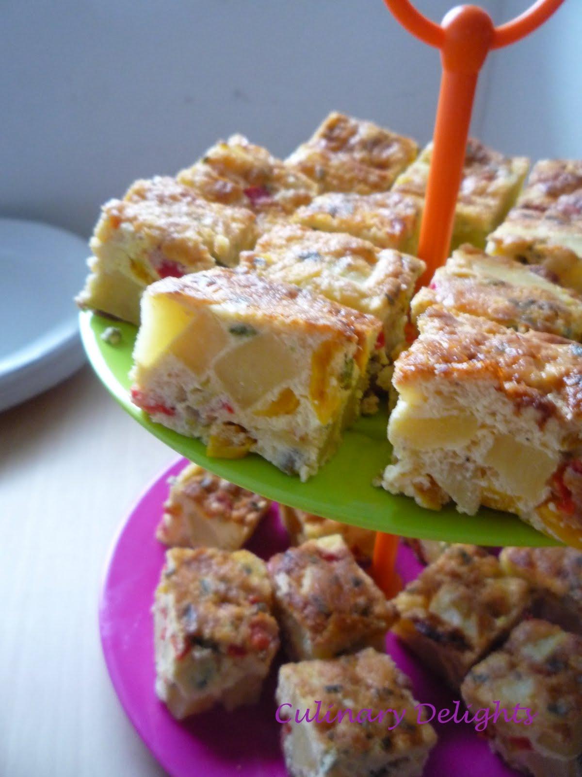 Oven-Baked Tortilla Española