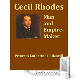 cecil rhodes the imperialist