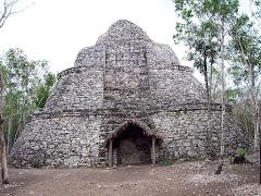 Coba - Crossroad Temple