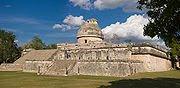El Caracol - Observatory Temple
