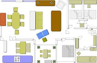 Ls online plattegrond tekenen ict vijver for Plattegrond op schaal tekenen