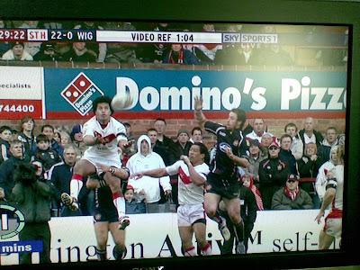 Francis Meli Domino's Pizza St Helens