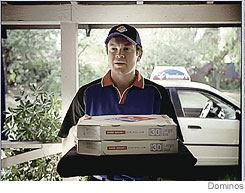 Domino's Delivery Driver