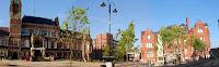 St Helens Church Square
