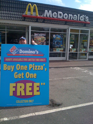 Huyton Domino's pizza