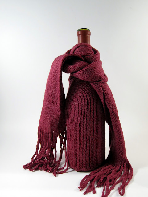 scarf wine bags an easy hostess gift rosyscription