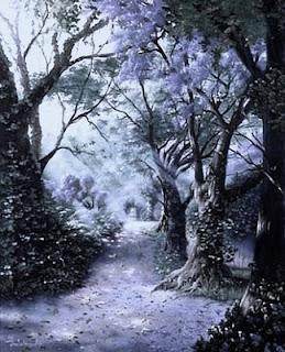 bosque triste del sueno
