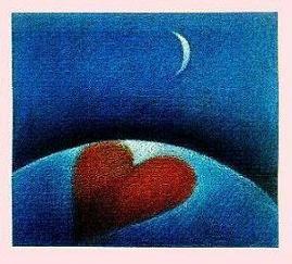luna creadora de amor