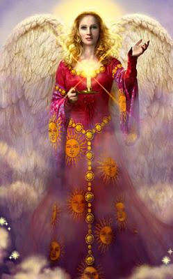 angel de amor