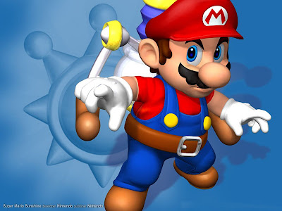 mario bros wallpaper. hairstyles Super Mario Bros.
