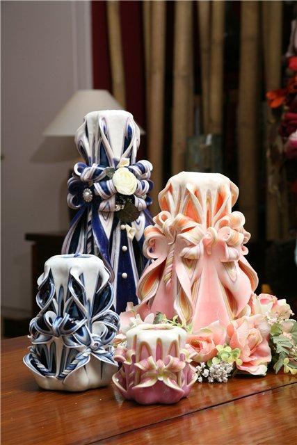 Мастер-класс декоративные свечи в домашних условиях