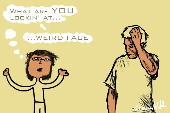 Weird Face
