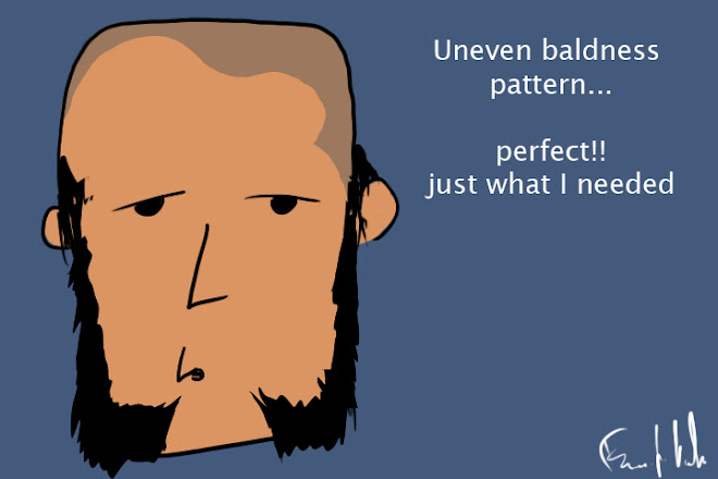 Baldness Patternt