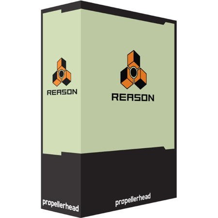 propellerhead reason 5 torrent mac os x