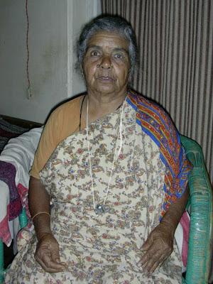 Linga Katti - worn only by Lingayats