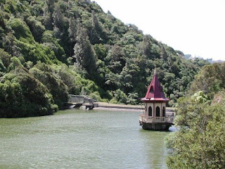 Karori wildlife sanctuary Valve tower