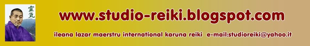 studio reiki romania deva ileana lazar maestru international karuna reiki romania