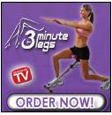 3 Minute Legs