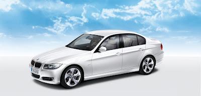 2010 BMW 320d Efficient Dynamics Edition