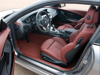 bmw 630i Sport seats