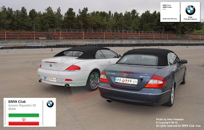 mercedes benz clk 350 vs bmw