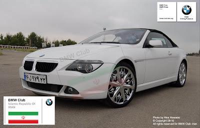 BMW 630i white