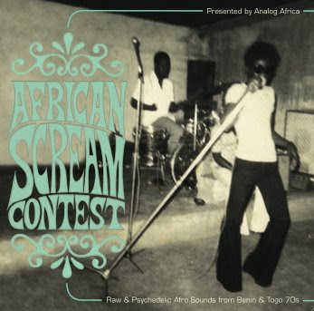 African Scream Contest