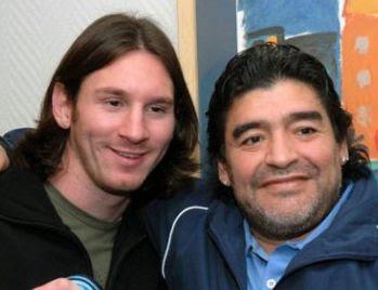 messi en sudafrica 2010, seleccion argentina