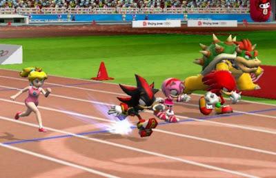 100m sprinter game hacked