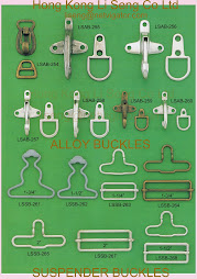 Alloy And Suspender Buckles 10
