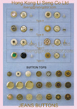 Jeans Button And Buckles Supplier