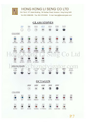 Glass Stones And Octagon Hot-Fix Rhinestone Supplier - Hong Kong Li Seng Co Ltd
