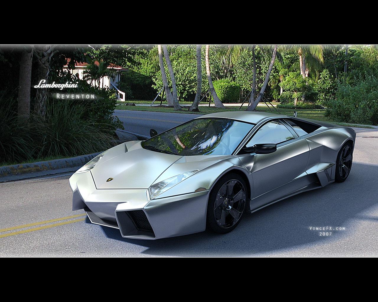 Lamborghini Reventón (Imagenes)